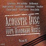 Various Artists - Acoustic Disc (100% Handmade Music, Vol. 6, 2002)