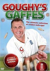 GOUGHY'S GAFFES,DVD
