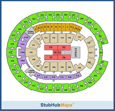 2-Tickets-Justin-Bieber-Amway-Center-Orlando-FL-1-25-13