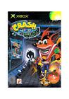 Crash Bandicoot: The Wrath of Cortex Microsoft Xbox Video Games