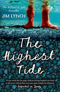 The-Highest-Tide-Rejacketed-Jim-Lynch-Very-Good-Book