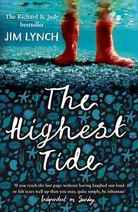 NEW-BOOK-The-Highest-Tide-Rejacketed-Jim-Lynch-Books