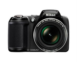 Nikon-COOLPIX-L810-16-1-MP-Digital-Camera-Black-NEW