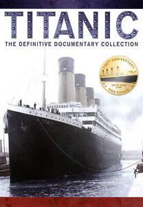 Titanic - The Definitive Documentary Collection + BONUS Various DVD