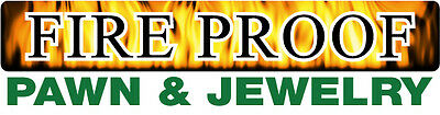 Fireproof Pawn and Jewelry