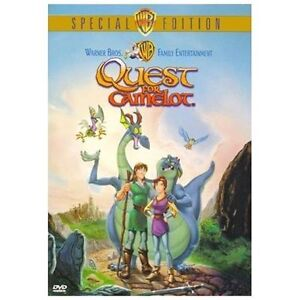 Quest For Camelot (DVD, 1998, Special Edition) Animation/Anime - Deutschland - Quest For Camelot (DVD, 1998, Special Edition) Animation/Anime - Deutschland