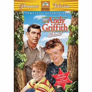The-Andy-Griffith-Show-7th-Seventh-Season-Seven-NEW-DVD