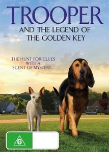 Trooper And The Legend Of The Golden Key (DVD, 2012) R4 PAL NEW & SEALED