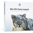 Apple Mac OS X 10.6, Snow Leopard Windows Computer Software
