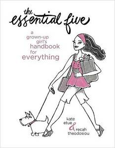 The Essential Five, Kate Etue