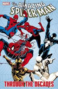 Spider-man-Through-The-Decades-by-Steve-Rude-Gerry-Conway-Stan-Lee-Paperback