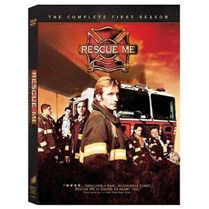 Rescue-Me-The-Complete-First-Season-DVD-2005-3-Disc-Set-FREE-U-S-SHIPPING