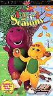 Barney - Barney's 1-2-3-4 Seasons (VHS, 1996)
