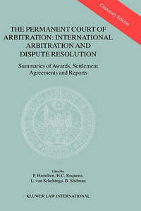 NEW International Arbitration and Dispute Resolution