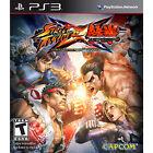 Street Fighter X Tekken T-Teen Rated Fighting Video Games