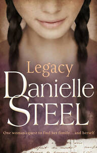 DANIELLE-STEEL-LEGACY-BRAND-NEW-UK-FREEPOST