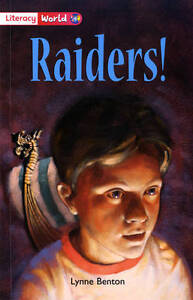 Literacy-World-Fiction-Stage-2-Raiders-by-Pearson-Education-Limited