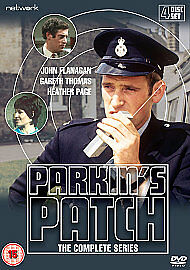 Parkins Patch (DVD,2012)