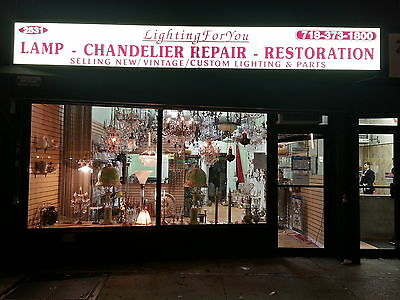 THE CHANDELIER STORE