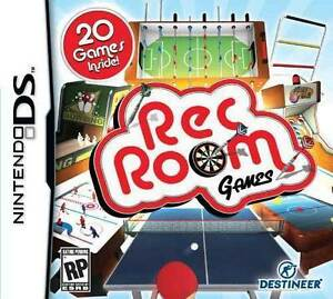 recreation games