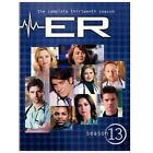 ER: The Complete Thirteenth Season (DVD, 2010, 6-Disc Set)