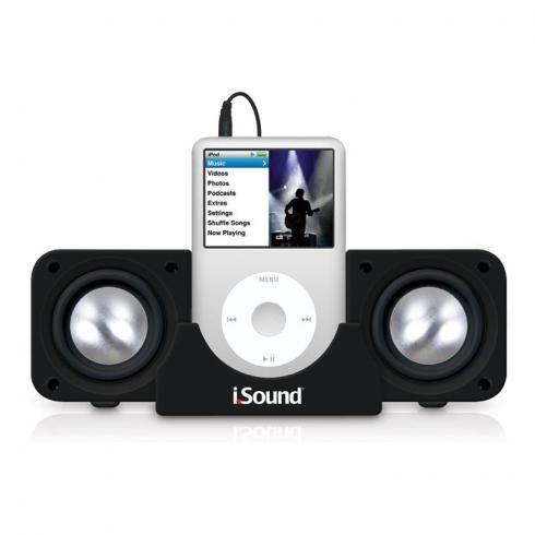 portable speakers system. for those people who do a lot of outdoor activities that keep them on the move, such as bicyclists, portable speaker systems may not seem practical. speakers system
