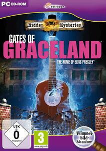Wimmelbild-Adventure Hidden Mysteries: Gates Of Graceland