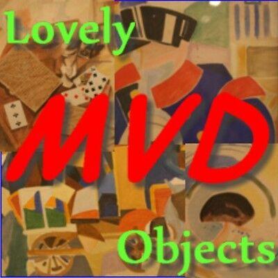 MVD Lovely Objects