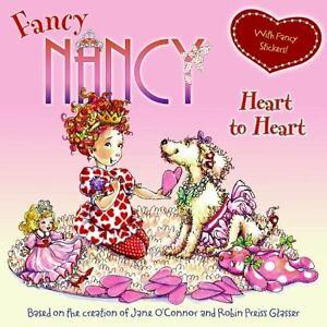 Fancy-Nancy-Heart-to-Heart-Brand-New-Paperback-Jane-OConnor