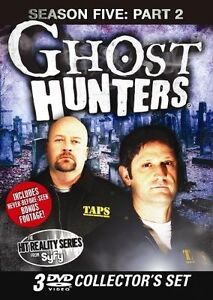 Ghost Hunters: Season Five, Part 2 (DVD,...