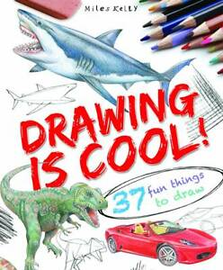 Drawing is Cool, Lisa Regan, Susie Hodge, Samantha Chaffey, Steve Capsey, New Bo