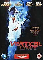 Vertical Limit DVD Robin Tunney Chris O039Connell - Stirling, United Kingdom - Vertical Limit DVD Robin Tunney Chris O039Connell - Stirling, United Kingdom