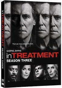 In Treatment: Season 3 (DVD, 2012, 3-Disc Set), NEW SEALED REGION 4