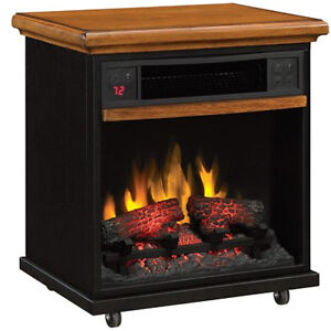 Portable Fireplace Buying Guide Ebay