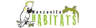 Manzanita Habitats Parrot Stands