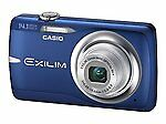 Casio EXILIM ZOOM EX-Z550 14.1 MP Digital Camera - Blue