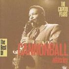 The Best of Cannonball Adderley: The Capitol Years by Cannonball Adderley (CD, Mar-1991, Capitol Jazz) : Cannonball Adderley (CD, 1991)