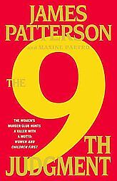 The-9th-Judgment-by-James-Patterson-and-Maxine-Paetro-2010-Hardcover-James-Patterson-Maxine-Paetro