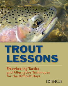 ANGLE, ED-TROUT LESSONS  BOOK NEW