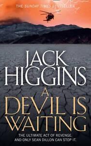 Jack Higgins DEVIL IS WAITING Unabridged MP3-CD *NEW* FAST 1st Class Ship!