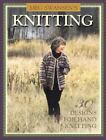 Meg Swansen's Knitting : 30 Designs for Hand Knitting by Meg Swansen (1999, Hardcover) : Meg Swansen (Trade Cloth, 1999)