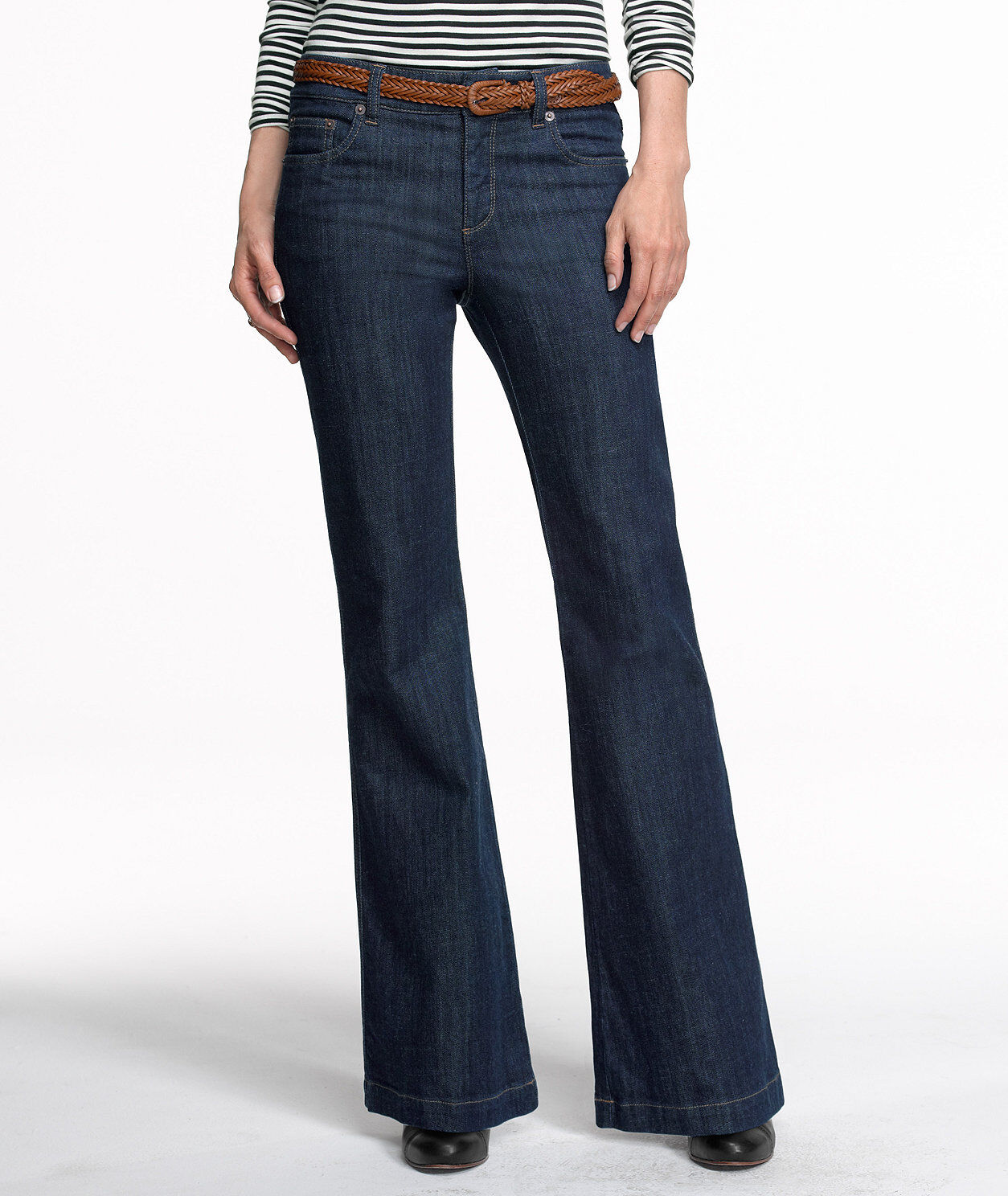 Women's High Waist Wide Leg Denim Flare Jeans Palazzo Jeans Long Pants with Belt. from $ 25 99 Prime. out of 5 stars 9. GALMINT. Women's Fashion Bell Bottom High Waist Slimming Curvy Bootcut Denim Jeans. from $ 15 99 Prime. Skirt BL.