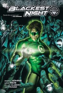 Green Lantern: Blackest Night by Geoff Johns and Oclair Albert (2010,...