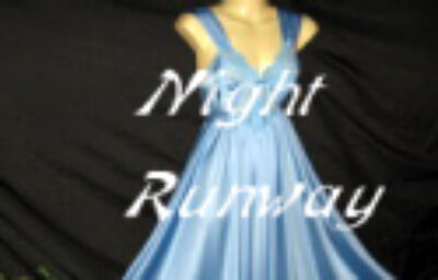 night runway