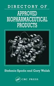 Directory of Approved Biopharmaceutical Products, Stefania Spada