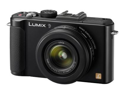 Panasonic DMC-LX7