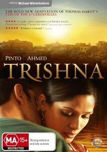 Trishna (DVD, 2012)-REGION 4-Brand new-Free postage