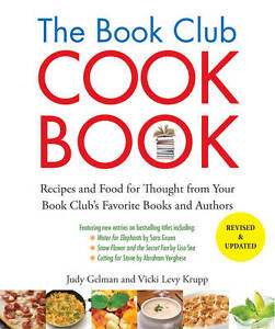 Book Club Cookbook, Judy Gelman