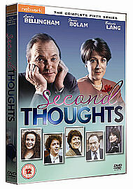 Second Thoughts - Series 5 - Complete (DVD, 2012)