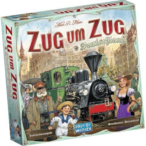 """""""Zug um Zug""""– so findet man das Spiel bei eBay"""